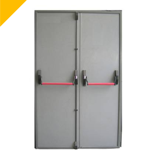 Puertas contra incendios si consultores per for Puertas contra incendios